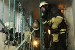 Загорание на кухне в квартире по улице Краснореченской ликвидировали хабаровские пожарные