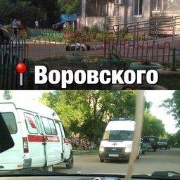 Парень выпал с 13-го этажа в Хабаровске