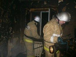 Причиной вызова пожарных на Аллею Труда в Комсомольске стало загорание домашних вещей в квартире