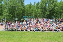 Фестиваль пожарной безопасности прошел в детском оздоровительном лагере «Буревестник» города Комсомольск-на-Амуре