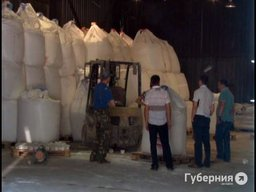 Гастарбайтер погиб на складе в Хабаровске