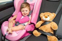 Руководство МВД намерено смягчить правила перевозки детей в автомобилях