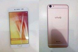 Утечки реальных изображений Vivo X7