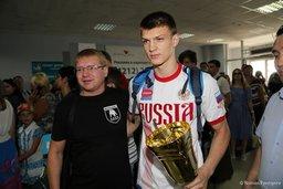 Хабаровчанин Иван Ступин стал победителем первенства Европы по боксу