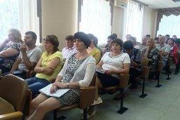В с. Троицкое Нанайского района обсудили государственную программу края «Развитие жилищного строительства в Хабаровском крае»