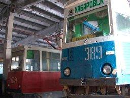 Трамвайное депо № 2 в Хабаровске собираются закрыть