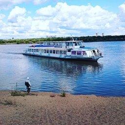 С 1 июля ЗАО «Амурские речные перевозки» перестанет выполнять рейсы по Амуру у Хабаровска