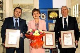 Почетные грамоты Законодательной Думы края вручены трем хабаровчанам