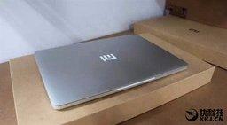 Ноутбук Xiaomi выглядит как MacBook от Apple