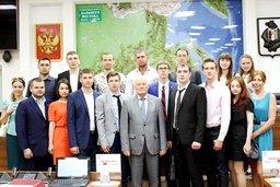 Участники образовательного проекта «Школа будущего депутата» побывали в Законодательной Думе Хабаровского края