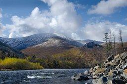 Анюй, наверное одна из самых известных в Хабаровском крае горных рек