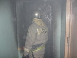 Загорание домашних вещей ликвидировали пожарные расчеты в квартире жилого дома по улице Большой в Хабаровске
