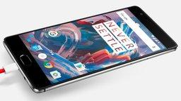 Обновление OnePlus 3 заметно улучшает качество работы экрана, управление оперативной памят ...