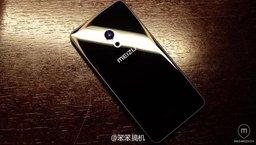 Первое шпионское фото Meizu Pro 7