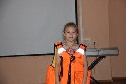 Занятие по безопасности на воде прошло в пришкольном лагере средней школы № 12 города Хабаровск