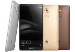 Huawei Mate 9 может иметь чипсет Kirin 970 с техпроцессом 10 нм