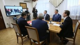 Дан старт установки комплексной подготовки газа Якутской топливно-энергетической компании