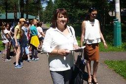 Ирина Белова: «Безопасности детей, отдыхающих в оздоровительных лагерях, ничего не угрожает»