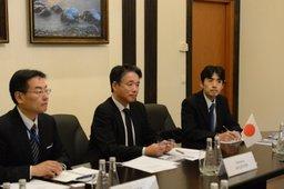 Александр Галушка: приветствуем участие японских инвесторов на ВЭФ-2016