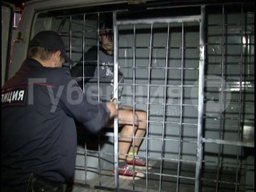 Экстравагантных подозреваемых задержала охрана магазина