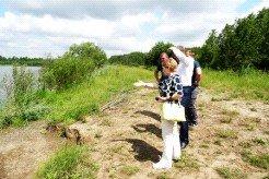 Озера лотосов близ с. Галкино Хабаровского муниципального района может стать местом отдыха хабаровчан и гостей города