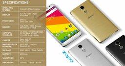 ZOPO выпустит три новых смартфона