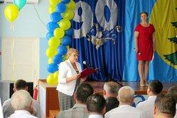 Наталия Пудовкина приняла участие в торжествах по случаю 90-летия района имени Полины Осипенко