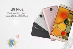 iNew U9 и U9 Plus – бюджетные смартфоны с большими экранами