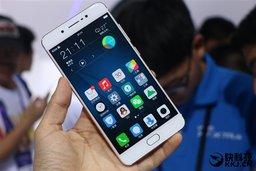 Увеличенная версия селфифона Vivo X7 Plus поступила в продажу