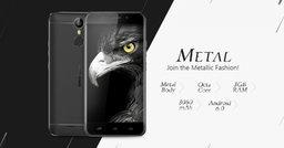 Появились подробности о корпусе Ulefone Metal