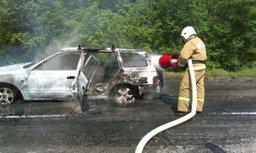 Как избежать пожара в автомобиле?