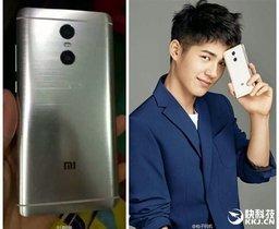 Xiaomi Redmi Pro может быть оснащен Amoled дисплеем