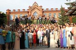 Сергей Луговской поздравил «Союз деловых женщин» с 20-летним юбилеем