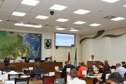 На очередном заседании Думы в качестве региональных законов было принято шесть законопроектов