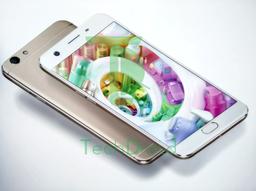 «Бюджетный» селфифон Oppo F1s засветился нарендере