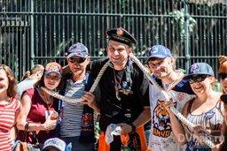 """В зоосаде """"Приамурский"""" хабаровчане отмечали ежегодный праздник День тигра"""