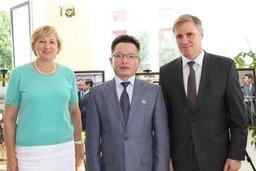 Выставка корейского искусства, посвящённая историческому событию, прошла в Хабаровске