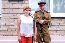 Елена Ларионова: «Стоит показать хабаровчанам других десантников, ведущих здоровый образ жизни и патриотов своей страны»
