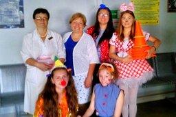 Хабаровские поликлиники поддержали Всемирную неделю грудного вскармливания