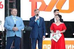 Сергей Луговской поздравил работников Российских железных дорог с профессиональным праздником