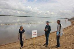Несанкционированные места отдыха у воды опасны