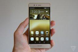 Huawei P9 ������� ������ ���������� � ������