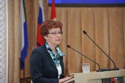 Ирина Штепа выступила с отчетом о работе депутатского корпуса в первом полугодии