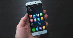 ��������� ����������� ���� Xiaomi Mi5