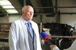 Юрий Матвеев: «Мы должны сохранить молочную отрасль в регионе»