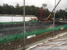 Реконструкцию открытого бассейна на стадионе имени Ленина в Хабаровске планируют закончить к концу октября